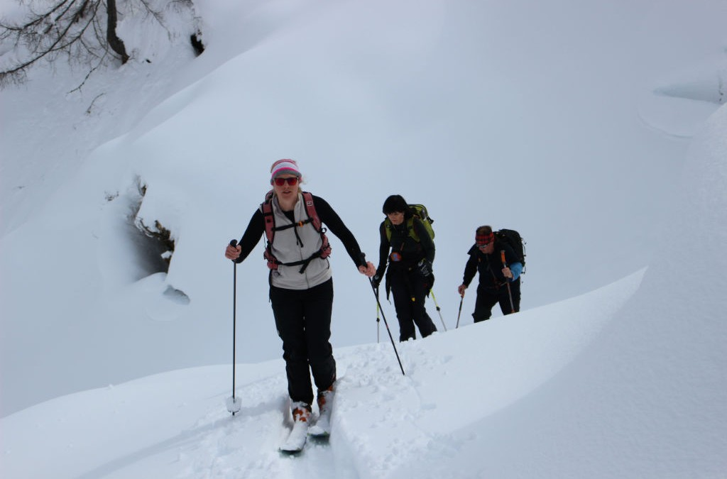 Skitourenwochenende im Lesachtal