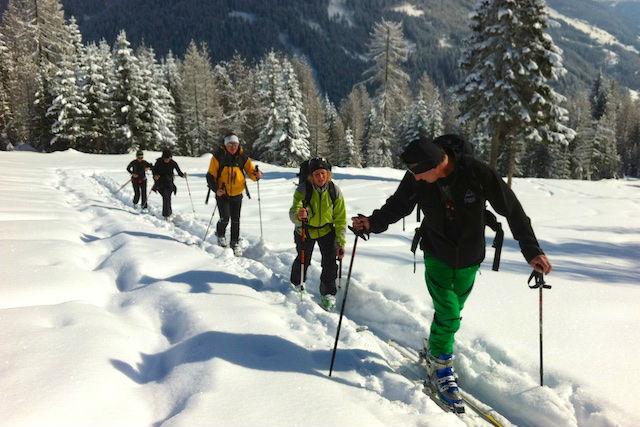 Skitourenwoche im Lesachtal