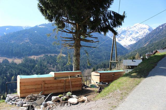 hepi-Garten Kräutergarten mit Tonkugel 6 (1)