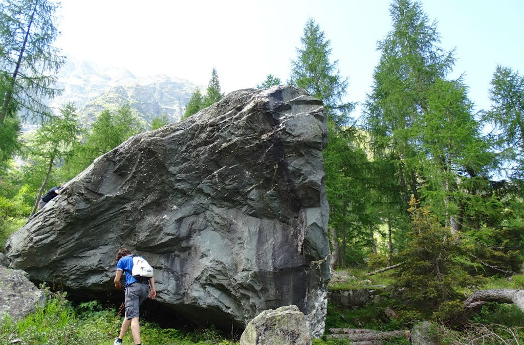 Festival del bouldering nella valle Obergailertal (valle Lesachtal) dal 9 al 11 settembre 2016