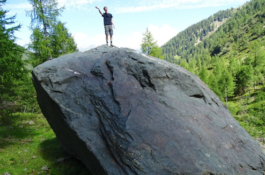 Boulderfestival im Obergailertal (Lesachtal Valley) from 9 to 11 September 2016