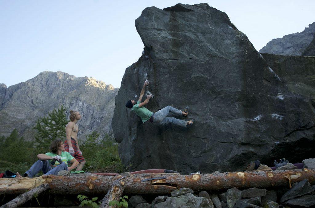 Eindrücke vom Boulderfestival im Obergailertal 2016